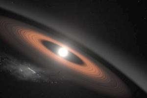 Illusztráció: NASA